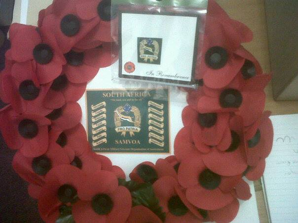 Annual Commemoration Service and Wreath Laying Ceremony at the SA ...