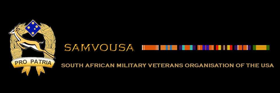 South African Military Veterans Organisation USA